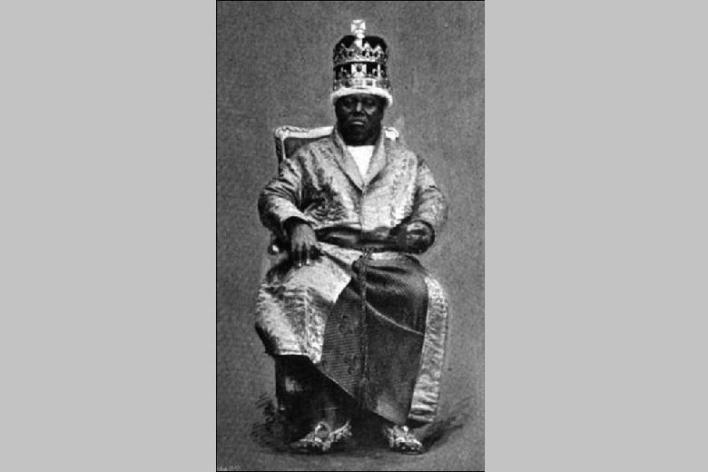 King of New Calabar, 1895