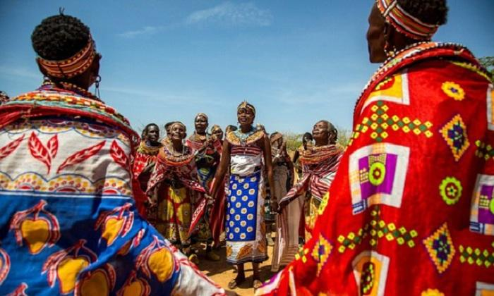 Matriarchy in Africa: Umoja, place only women suffered from male violence live