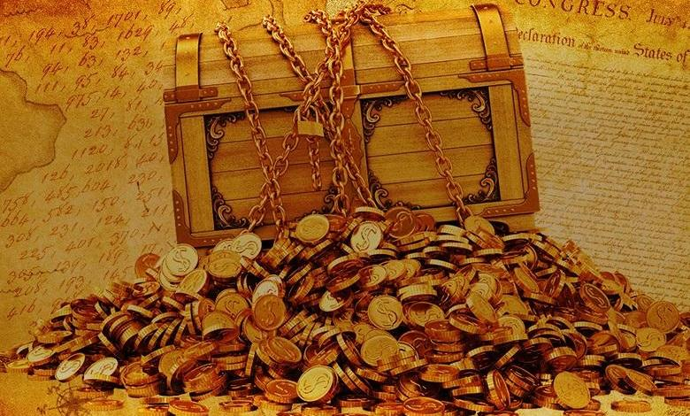 Beale's treasures – Unsolved cryptogram hiding the secret of untold riches
