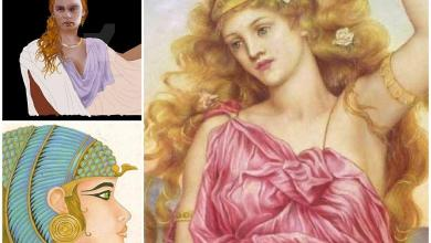 5 deadly ancient Greek beauties: everything about them is fiction