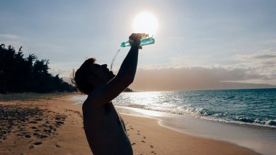 Dehydrated: simple signals from the body