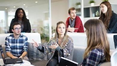 How to quickly gain attention in a meeting