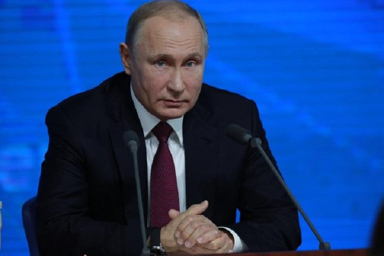 Putin responded to allegations of unleashing cyberwar against the US