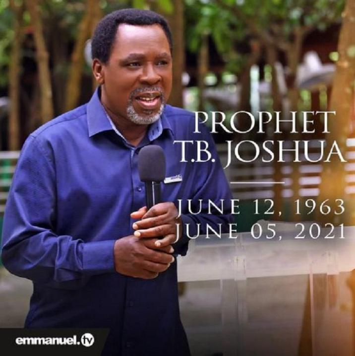 What to know about the death of Prophet T.B. Joshua