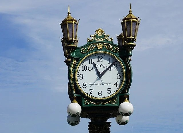 Who invented time and who invented hours, minutes, and seconds