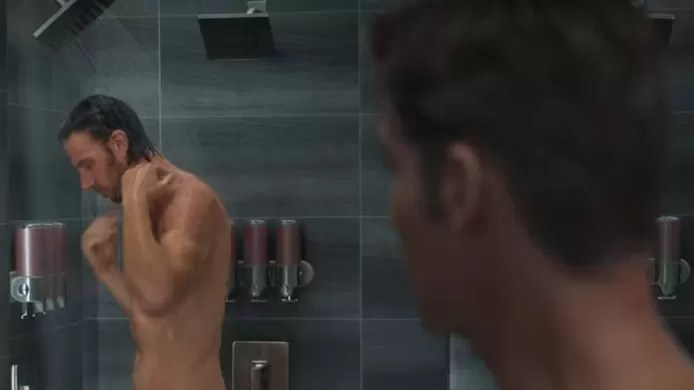 An image from the famous shower scene