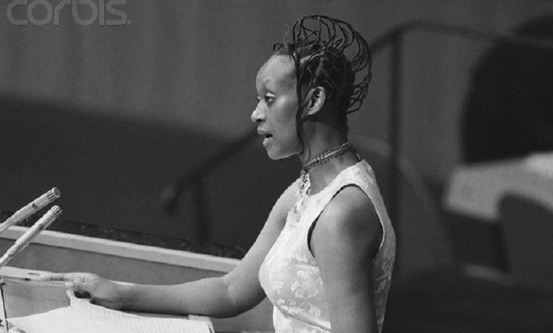 How African princess made political career, escaped from cannibal dictator