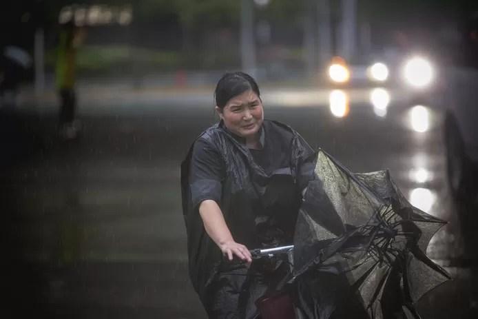 China: Severe thunderstorms already killed 63 as typhoon reaches eastern coast