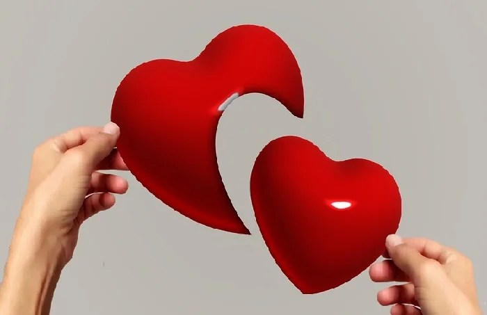 Can a broken heart be healed scientifically?