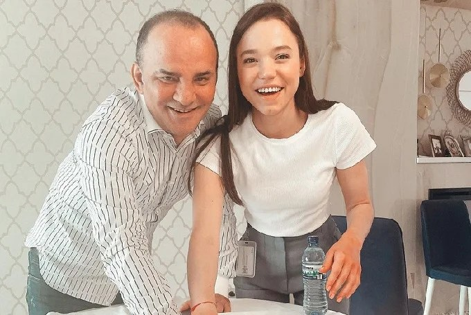 Kristina (23) and Galip (57) have 20 babies in less than a year