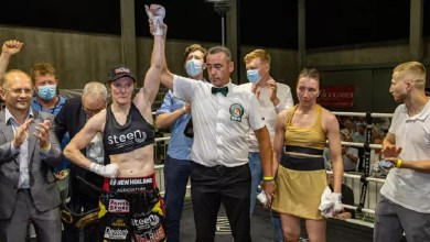 Delfine Persoon wins at comeback and on the way to new title camp
