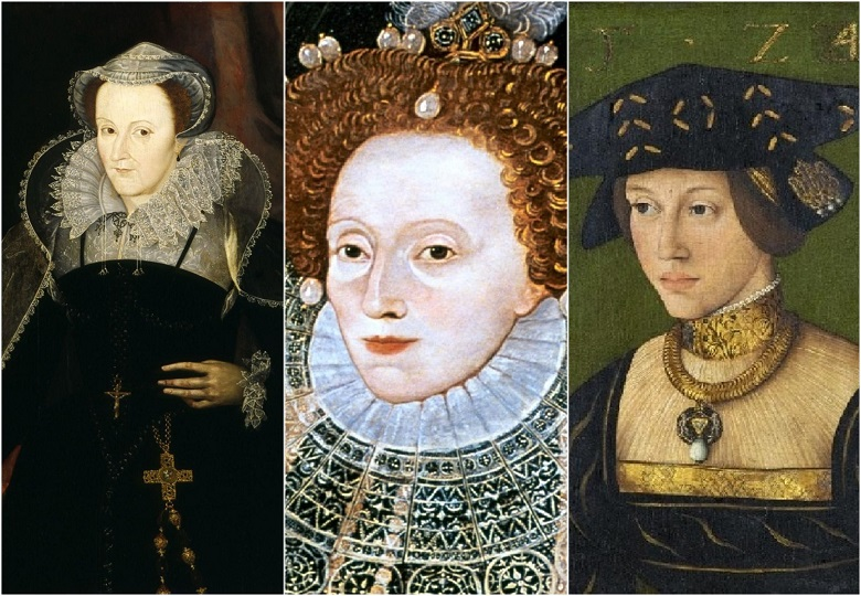 The time of queens: how 5 women made politics in Europe in 16th century