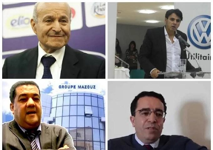 Top 10 richest men in Algeria