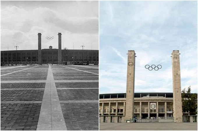 Pathetic remnants of past glory: How Olympics of the past look like today