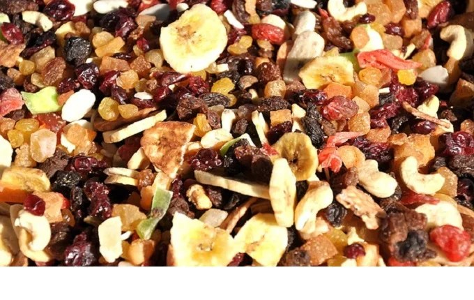 What if you eat dried fruit every day?