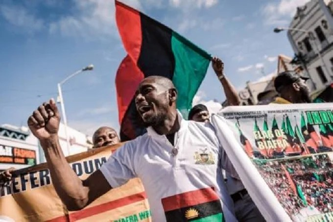 """IPOB to make """"Nigeria's economy to be in shambles and comatose"""""""