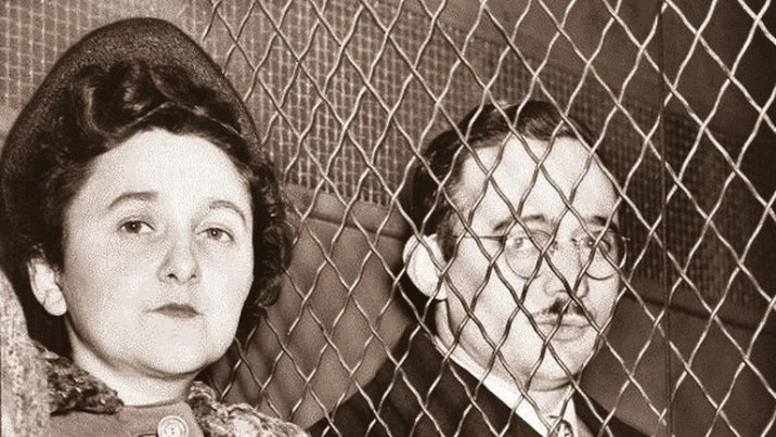 In 1953, Julius and Ethel Rosenberg's marriage died in the electric chair in Ossining, New York, within minutes of each other.