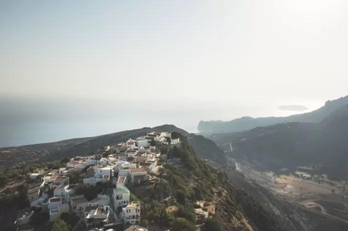 Series of earthquakes shake Greek volcanic island Nisyros