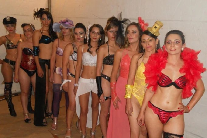 Noiva do Cordeiro: Only city in the world where only women live