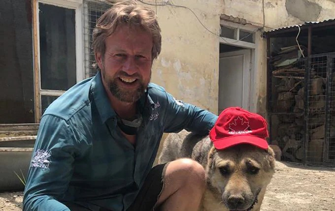 Brit succeeds in evacuating over 150 dogs and cats from Kabul