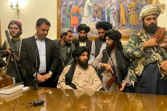 Taliban call for talks: 'War in Afghanistan is over'