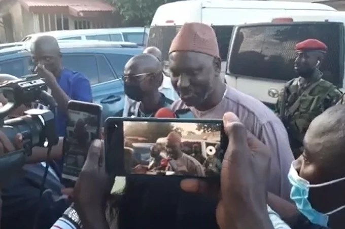 Guinea: Jubilation after political prisoners freed, Putchist fulfill their promise