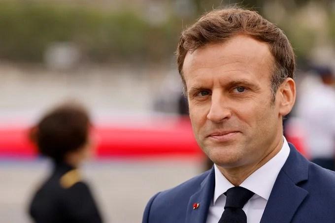"Man who slapped Macron says he has ""no regrets"""