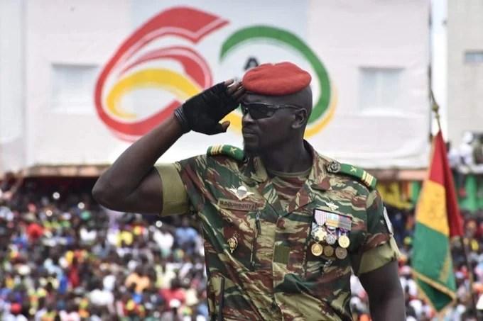 Who is Lieutenant-Colonel Mamady Doumbouya, Guinea's new strongman?