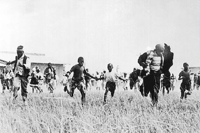 The causes of the Sharpeville massacre, March 21, 1960