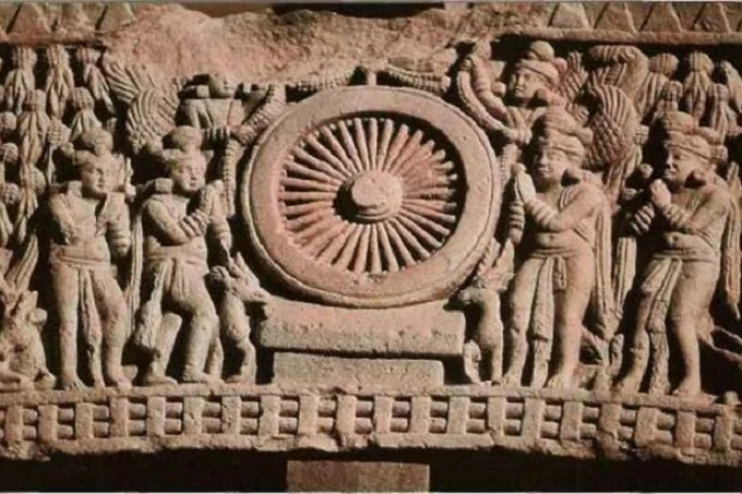 The Sumerians invented the wheel