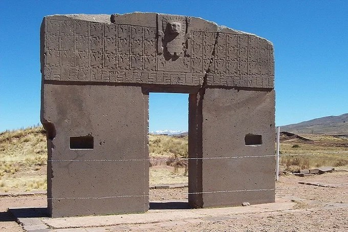 The gates of the Sun in Tiwanaku are either a calendar, or weather forecasters, or a place of ancestor worship