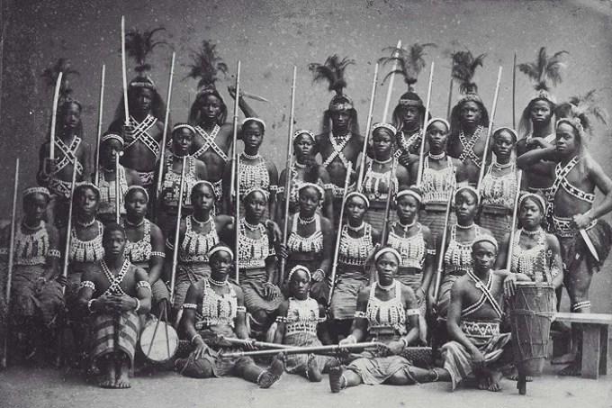 Women of Dahomey Amazons