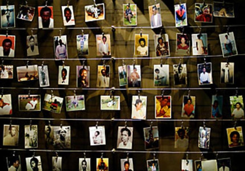 Rwanda genocide: Bodies of remains of the prime suspect