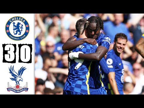 EPL 2021/22: Chelsea Vs Crystal Palace (Watch Highlight)