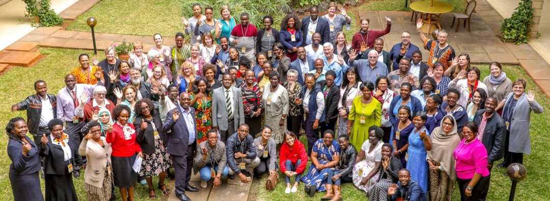 Second Interprofessional Education and Collaborative Practice for Africa Conference (30 July - 2 August 2019