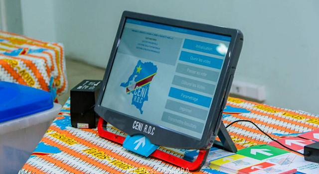 RDC: les machines à voter Miru tombent en panne en Irak