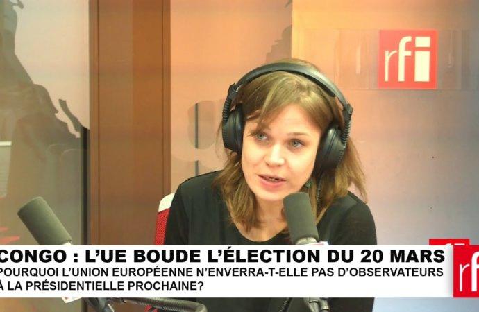 Elections enRDC– La correspondante de RFI a quitté Kinshasa