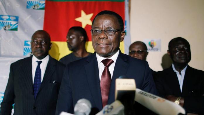 Cameroun: l'opposant Kamto lance son parti dans la course aux législatives  — La Libre Afrique