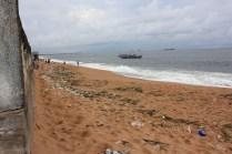 La plage à Port-Boué / A beach in Port-Boué