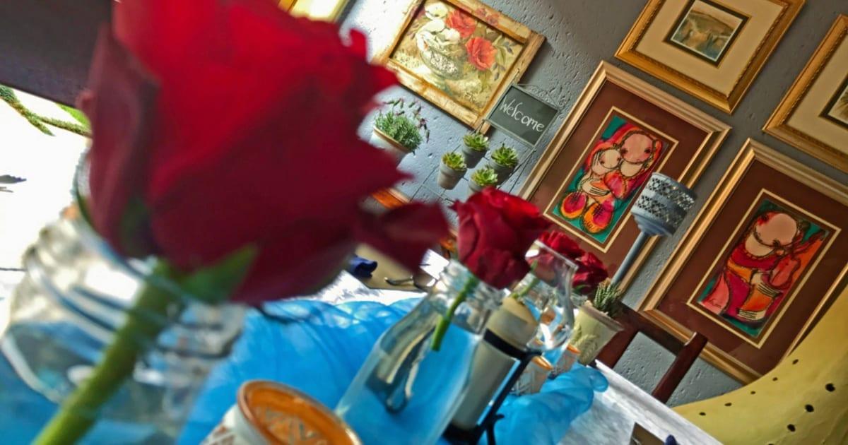 romantic restaurants in boksburg