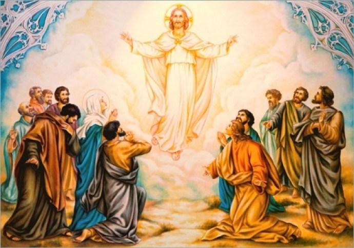Religion: L'Ascension ou la montée du Christ au ciel
