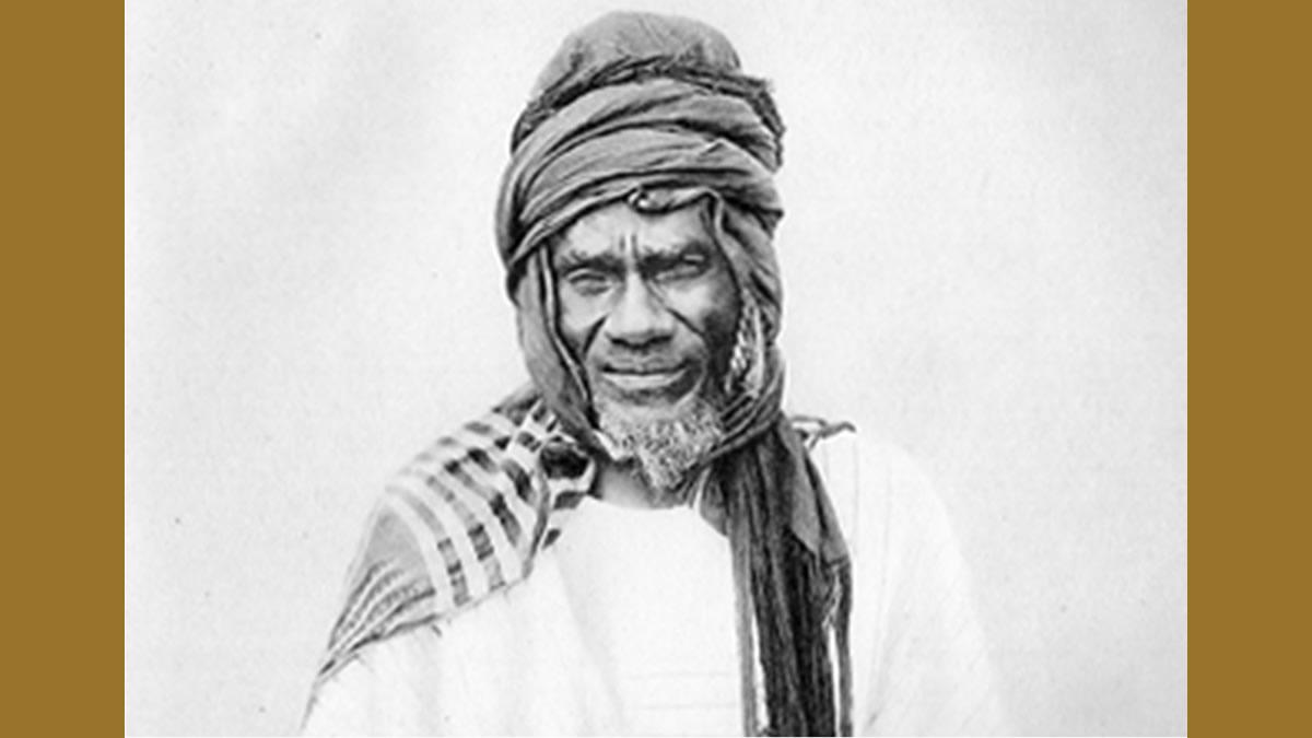 L'Almamy Samory Touré, grand roi Mandé