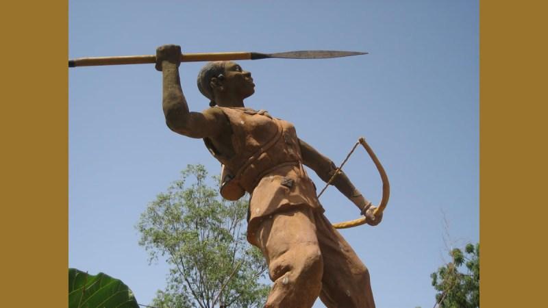Princesse Yennega Mère des terres Mossi