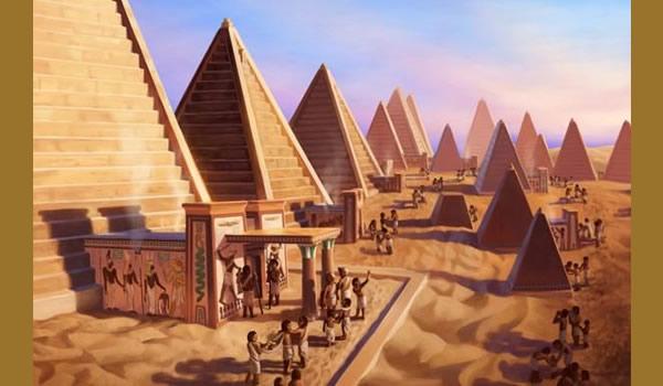 Le Royaume de Koush – Histoire d'Afrique