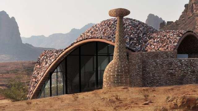 Architecture du Royaume d'Aksoum