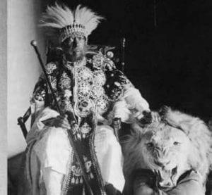 Ménélik - Empire éthiopien