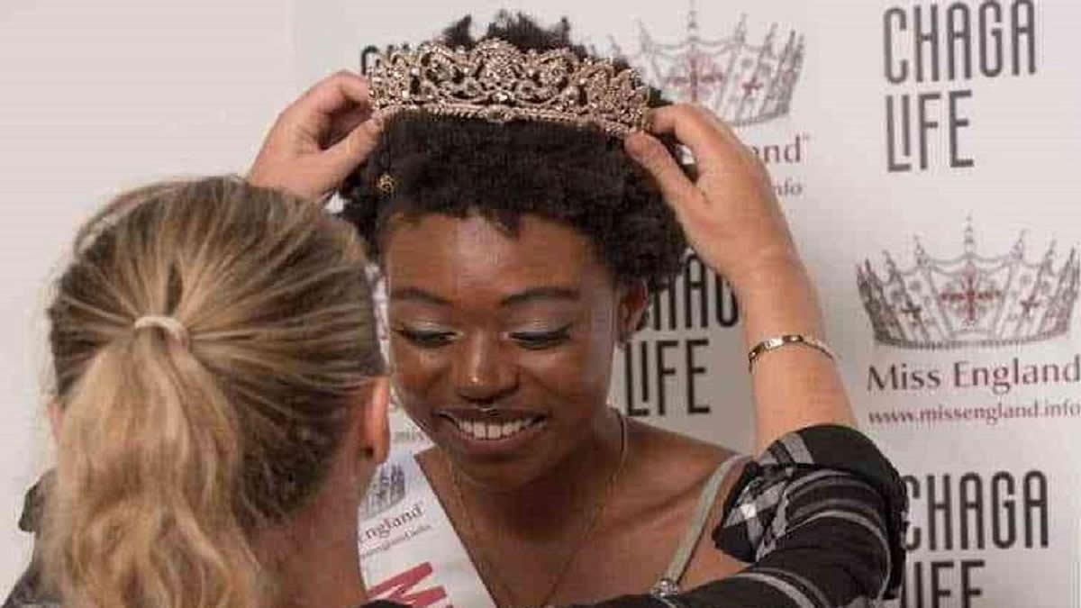 Vimbai Chapungu : une Africaine, première Noire élue Miss Londres