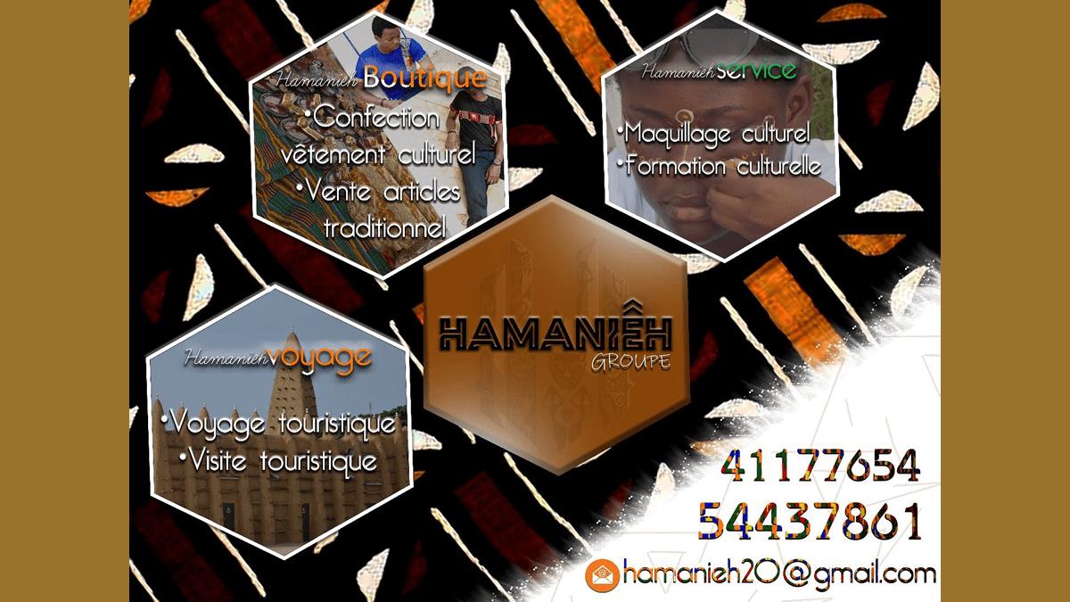 Hamaniêh Groupe – Promotion de la culture par l'éducation