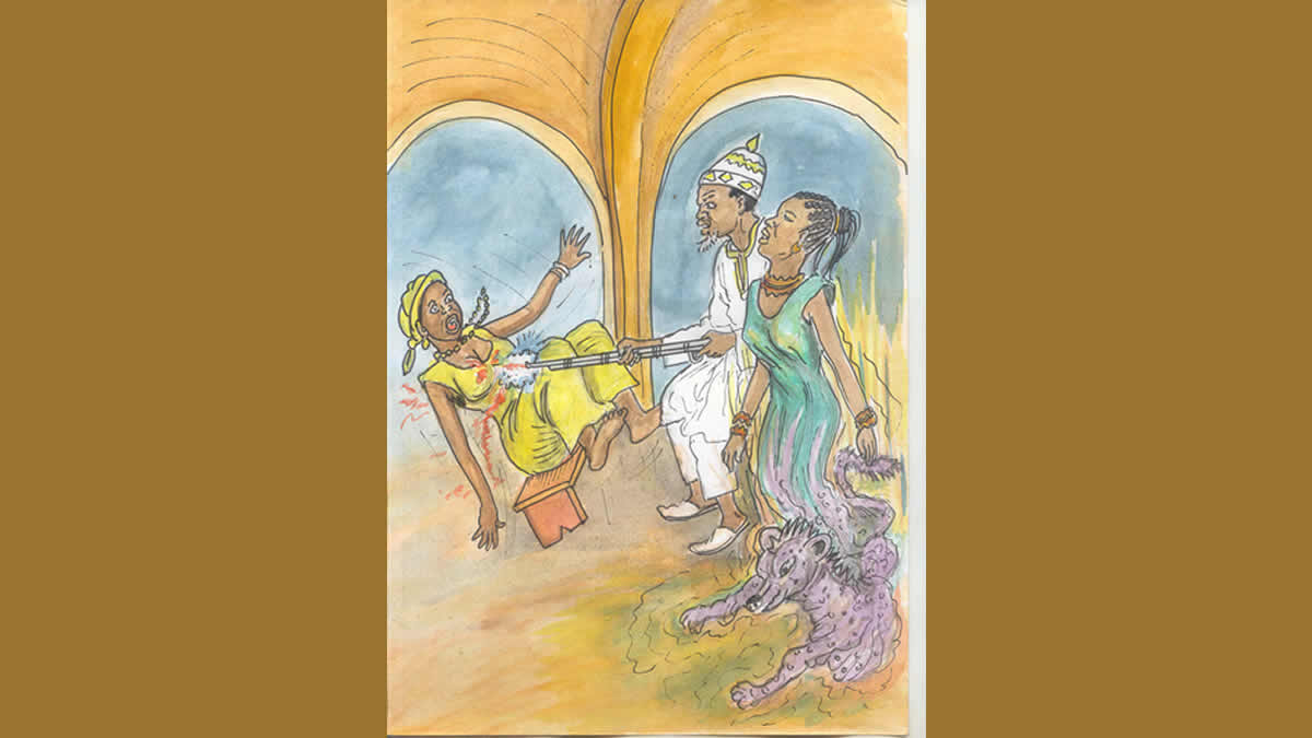 Conte du Mali de Ousmane Diarra – La méchante coépouse
