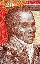 Portrait Toussaint Louverture